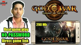 How to download God of War ghost of Sparta highly compressed