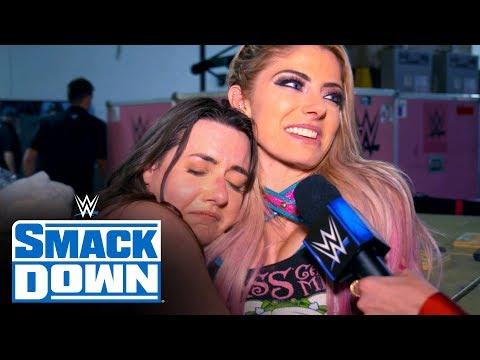 Xxx Mp4 Nikki Cross Thankful For Alexa Bliss' Return SmackDown Exclusive Nov 29 2019 3gp Sex