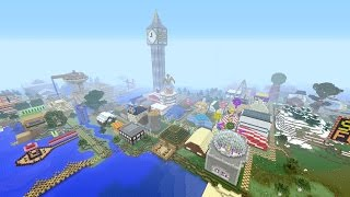 Stampys Top 10 Buildings In His Lovely World