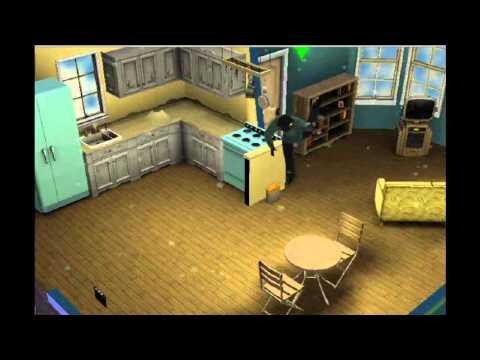 Sims3 Frog Ballet