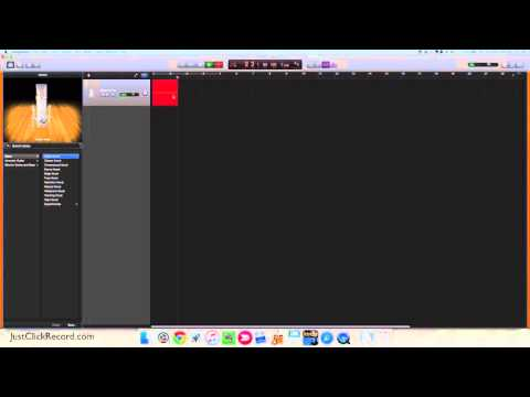 How To Add A Vocal Track In GarageBand