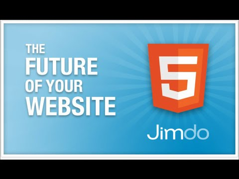 How to Create your own free Website-Jimdo