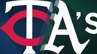 Cave, Gibson lead Twins past Athletics, 5-1: 9/23/18