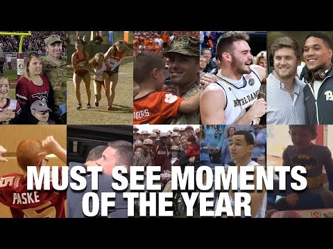 Top 10 ACC Must See Moments of the Year (2016)