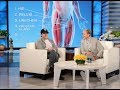 Download Ellen Gives Average Andy an Anatomy Test MP3,3GP,MP4