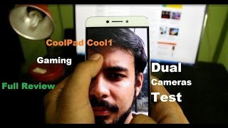 CoolPad Cool 1 full Indepth Review Gaming, Dual Cameras and other things in Hindi (हिंदी)