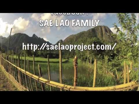 SAELAO - Making of the Bamboo Roof - Oct 2012