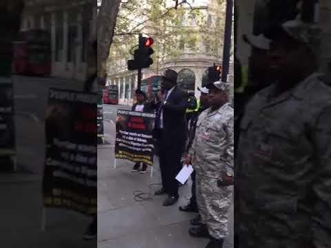 BUHARI CORRUPTION AT NIGERIA EMBASSY LONDON UNITED KINGDOM