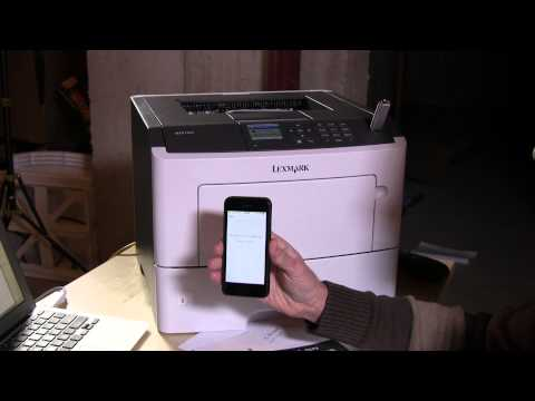 Lexmark MS610DN Laser Printer Review