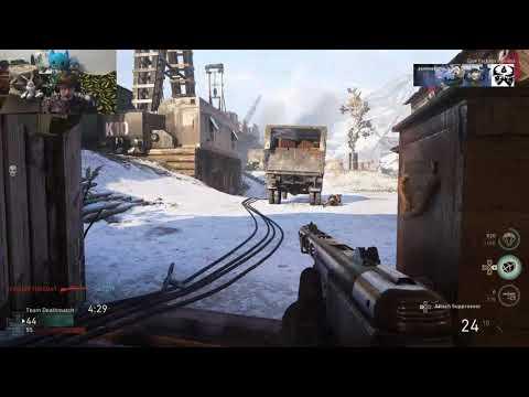 My First Paratrooper - 15 Kill Streak!