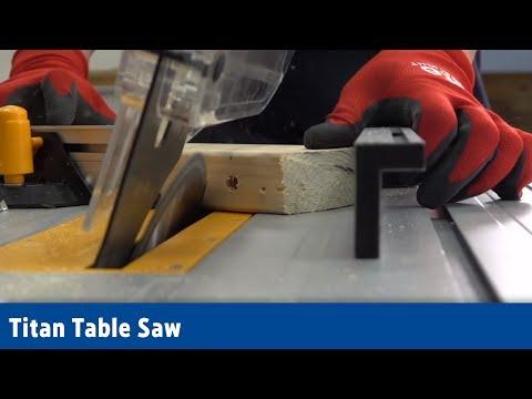 Titan Table Saw   Screwfix