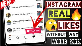 Free Instagram auto likes without any work 2019   get unlimited
