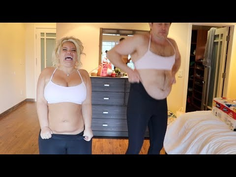 Xxx Mp4 FAT PEOPLE TRY ON LULULEMON CLOTHES 3gp Sex