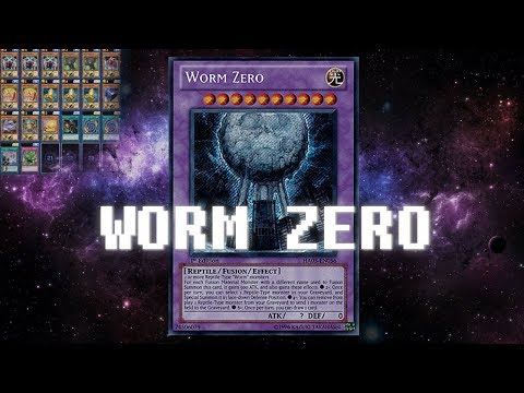 [Yu-Gi-Oh! Duel Links] Worm Zero | STRONG F2P DECK?? | King of Games