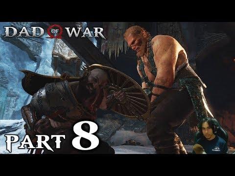 GOD OF WAR 4 | Part 8 | Modi and Magni |  Gameplay Walkthrough