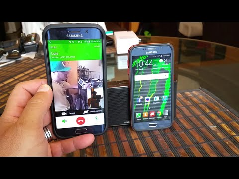 Samsung Galaxy S6 Edge & S6 - Video calling & HD Voice Activation
