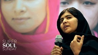 Why Malala Yousafzai Has Never Been Angry at the Men Who Shot Her | SuperSoul Sunday | OWN