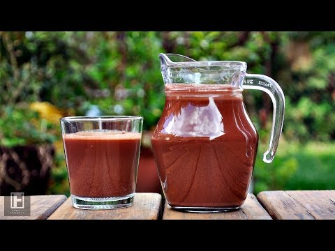 Chocolate Cinnamon Rice Milk Recipe