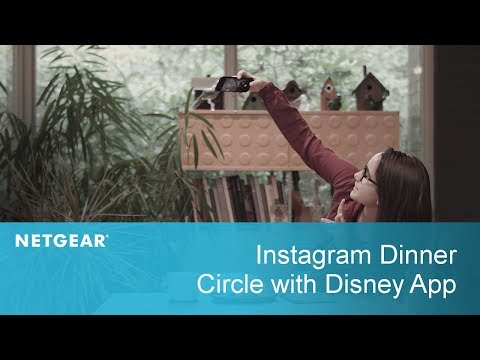 Instagram Dinner | Circle with Disney