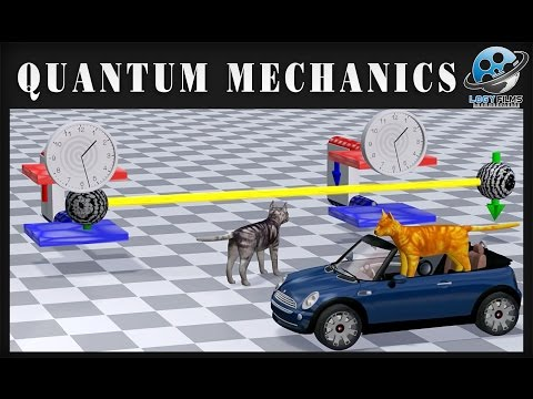 Quantum Mechanics: The easiest way to understand quantum physics HD