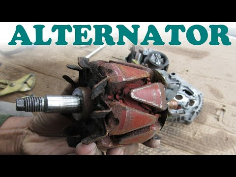 How an Alternator Works
