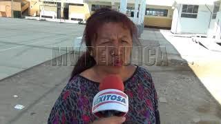 Institucion  Educativa Gab Ino Chacaltana Sigue Sin Reconstruirce En Pueblo Nuevo