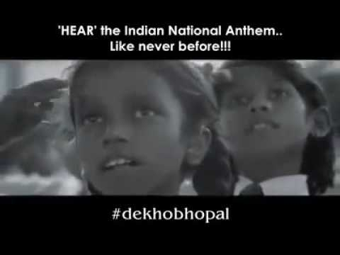 Indian National Anthem - Like never before