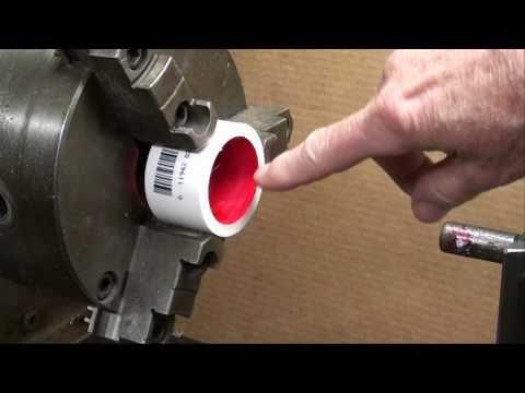 MACHINE SHOP TIPS #23 Internal Threading on the Lathe tubalcain
