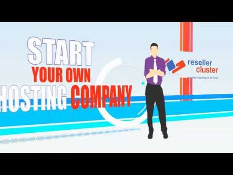 Start your own Hosting Company today for FREE