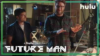 Future Man: San Diego Comic-Con Teaser