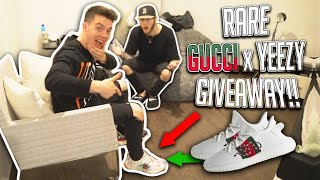 ONLY ONE PAIR OF THESE SHOES EXISTS!! *RARE*