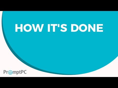 How does our IT Support work? | Prompt PC