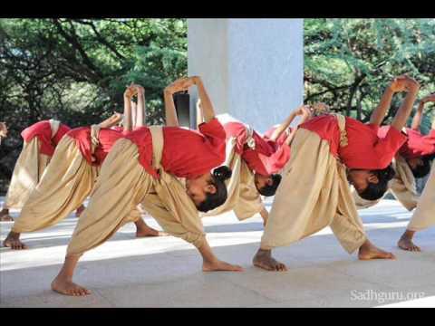 Chandrasekara Chandrasekara song by Isha Samskriti students