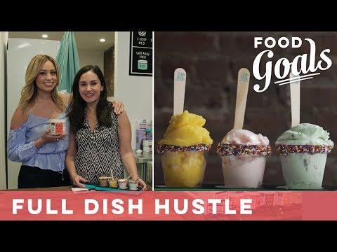 Full Dish Hustle: Inside NYC's Boozy Ice Cream