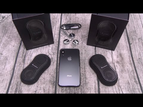 Bumpout - The Most Powerful Pocket Sized Bluetooth Speaker