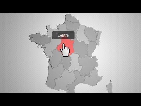 Tutoriel jQuery - Créer une carte interactive