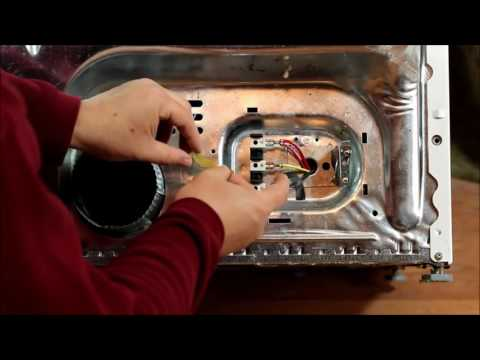 How to Install 4 prong Power Cord on GE & Fisher & Paykel Dryer