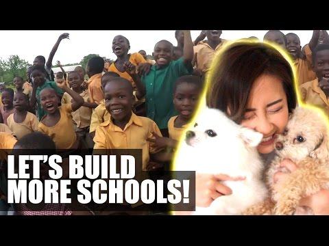 Let's Build MORE Schools!