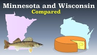 Download Minnesota and Wisconsin Compared Video