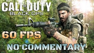 Call of Duty: BLACK OPS - Full Game Walkthrough