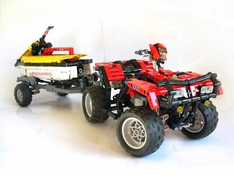 Lego - Lifeguard Vehicles