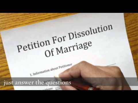 Florida Divorce Papers