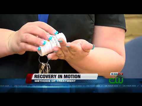 Arizona's Opioid Emergency: Treatment center