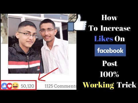 Increase Unlimited likes on facebook by app (2018).How to get likes on facebook photo Best autoliker