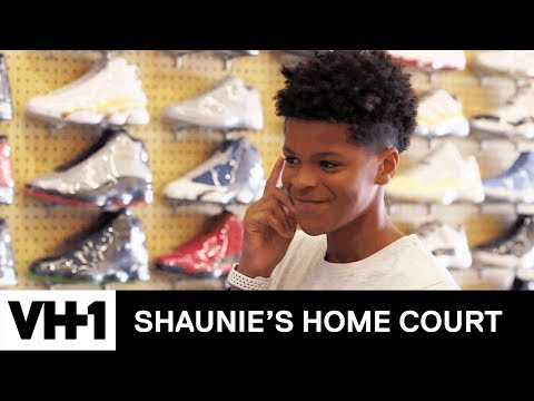 Shaqir Spends All His Money on Yeezys   Shaunie's Home Court