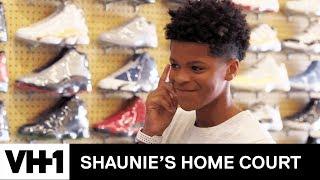 Shaqir Spends All His Money on Yeezys | Shaunie