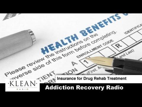Health Insurance covers Drug Rehab Treatment