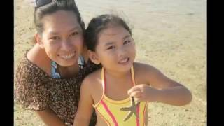 Burot Beach Bonding with Kids 2014