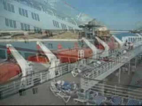 Carnival Cruise Lines Trip on the Sensation (Part 1)