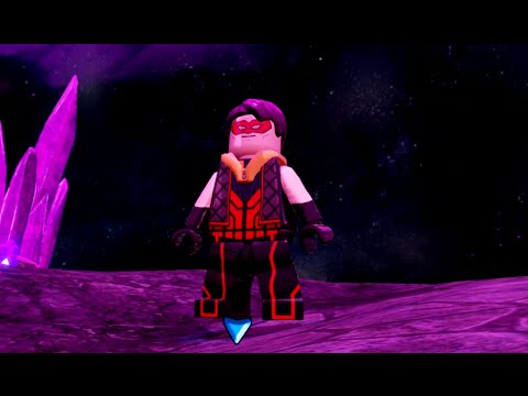 LEGO Batman 3: Beyond Gotham - Vibe Gameplay and Unlock Location